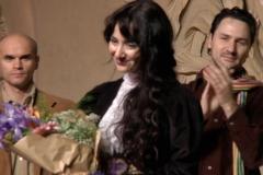 Flores para Musetta Estrella Cuello soprano