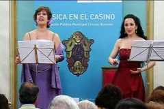 Música en el Casino de Huesca