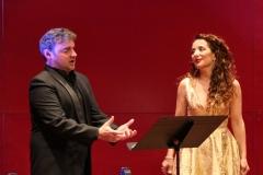 Recital Duetos de Amor en Palacio Euskalduna de Bilbao con el tenor Alberto Núñez