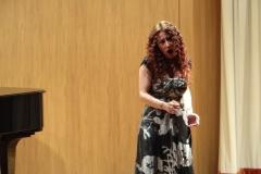 Recital en la Sala CAI Luzán homenaje a Pilar Lorengar