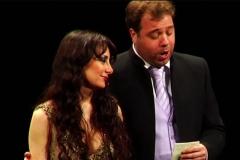 Concierto en el Teatro Olimpia de Huesca con el tenor Eduardo Aladrén