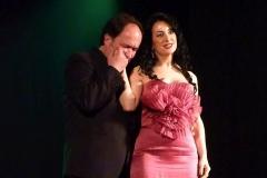 Recitales en la Sala Bretón de Astillero con el tenor Jesús Lavid