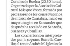 Diario-Montañes-3-noviembre-Noches-de-Ópera-y-Zarzuela-Teatro-Municipal-Los-Corrales-de-Buelna-Soprano-Estrella-Cuello