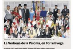 Diario Montañes anuncio Verbena Paloma