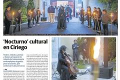 RESEÑA NOCTURNO CIRIEGO 4 NOV