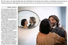 Reseña Alerta Cantabria Agotadas Entradas