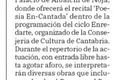 Reseña DM Pasion Española Noja y Astillero