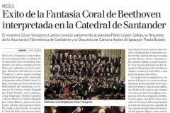 Reseña Diario Alerta de Cantabria