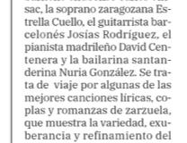 Reseña Diario Monatañés San Vicente de la BARQUERA
