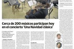 Reseña Requiem Mozart Diario Montañes