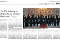 Reseña Requiem Schumann Diario Alerta
