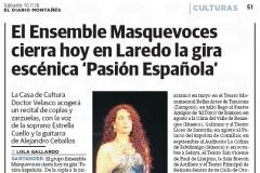 Reseña Final Gira Pasión Española
