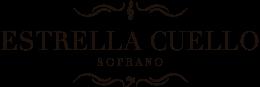 Soprano Estrella Cuello Logo