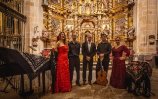 Ensemble Masquevoces concierto música española